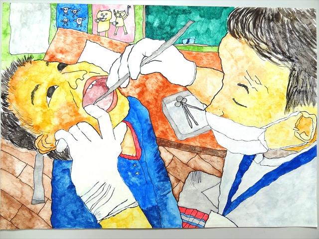 H28図画ポスター入選(低学年)04