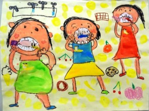 H27図画ポスター入選(幼稚園)04