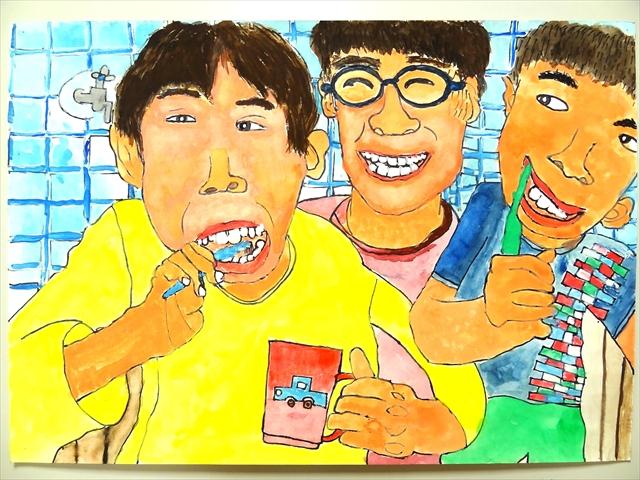 H28図画ポスター入選(低学年)05